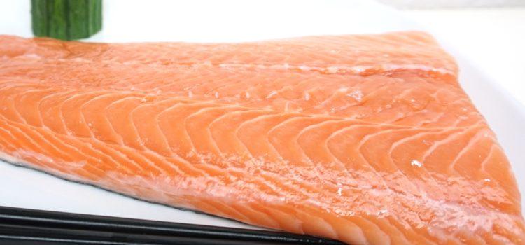 Für Sushi nur frischen rohen Fisch! Oder etwa nicht?
