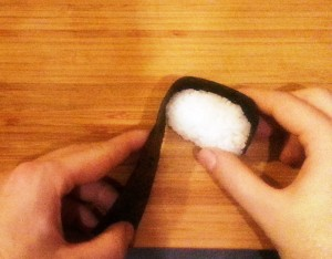 Gunkanmaki Sushi formen
