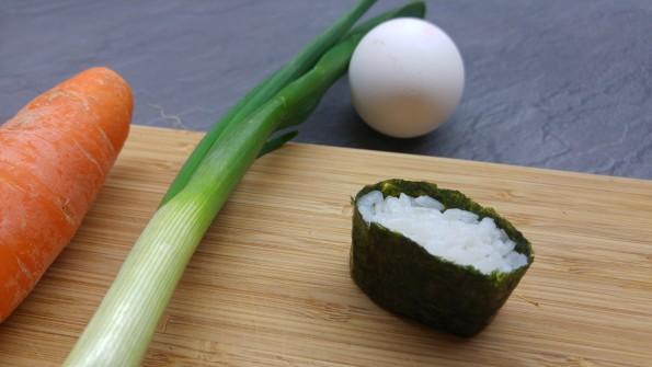 Osterkörbchen vorbereiten