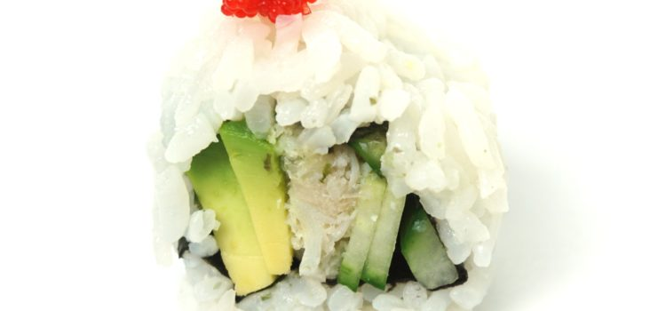 California Roll – Sushi Klassiker aus den USA