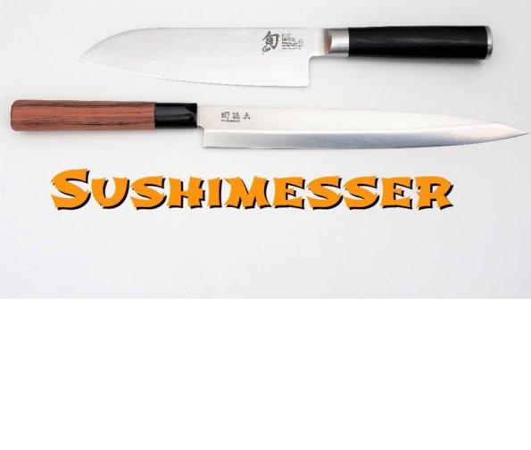 Sushimesser kaufen - Sushi Messer Test