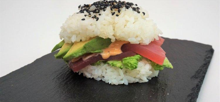 Sushi Burger Rezept – Das beste aus beiden Welten