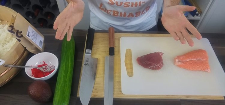 Sushi selber zu Hause machen – ganz einfach!