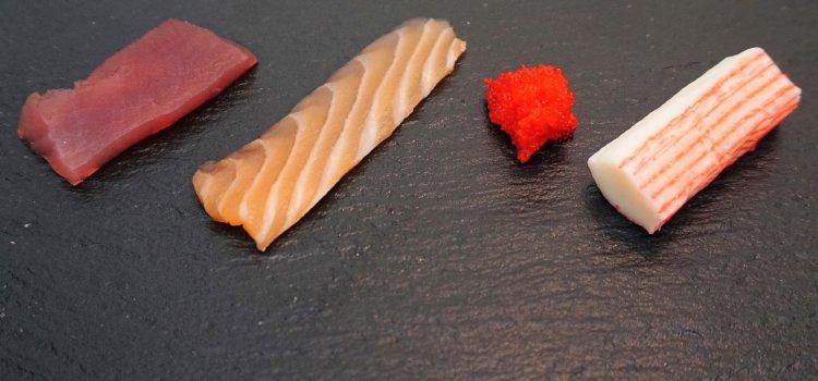 Wie schmeckt roher Fisch