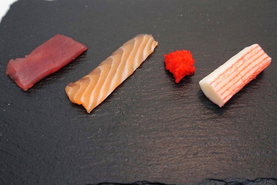 Wie Schmeckt Sushi